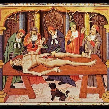Den tidlige lægekunst